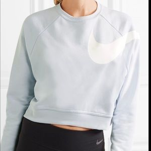 Nike crop sweater